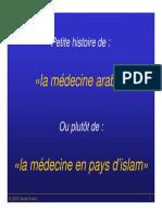 Medecine Pays Islam