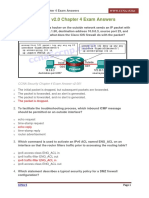 CCNA Security v2.0 Chapter 4 Exam Answers