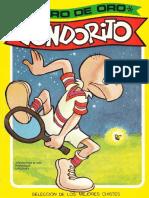 Libro de Oro de Condorito Nro 21 - ARG
