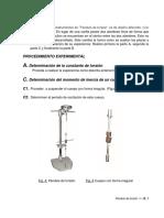 Apendice de Péndulo de Torsión, FS-2281, SEP-DIC 2016