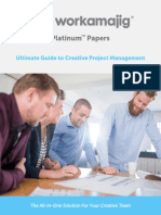 Workamajig Ultimate Guide Creative Project Management