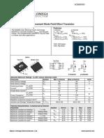 datasheett AO4620