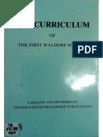 Curriculum First Waldorf School
