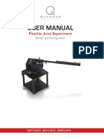Rotary Flexible Joint - User Manual