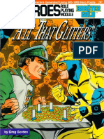 DC Heroes - [Module - Booster Gold] All That Glitters