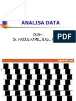 Analisa Data Oke