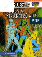 DC Heroes - [Module - Justice League International] When a Stranger Calls