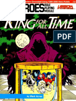 DC Heroes - [Module - Legion of Super-Heroes] King for All Time