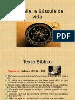 Na Bíblia, A Bússula Da Vida