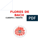 Flores de Bach Mente Cuerpo Alma