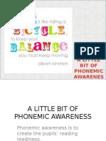 Phonemic Awareness EXTRA