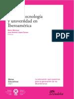 ALBORNOZ 2010 Ciencia  tecnologia y universidad iberoamericana.pdf