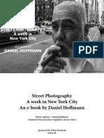 Streetphotography New York English