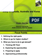 Jalani Presentation Scholarships
