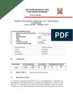I.E. 15510  Plan de Gestion de Riesgo-OK.doc