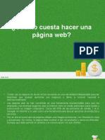 Costos Web