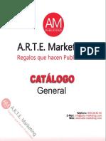 Catalogo Arte Marketing 2017