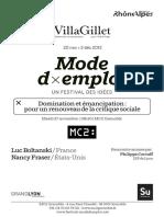 Domination Et Emancipation Web