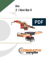 CAT1003.1.12-BR - Barramento Safe-Lec2 Hevi-Bar II