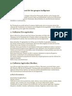 Evolución cultural de los grupos indígenas Venezolanos.docx