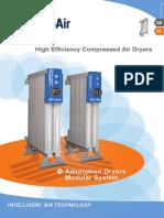 CompAir Desiccant Dryers