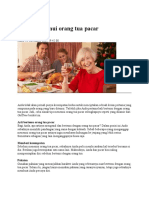 5 Tips Menemui Orang Tua Pacar