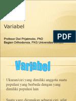 Variable IV