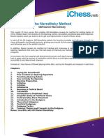 Summary - Naroditsky Method