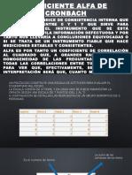 Coeficiente alfa de cronbach.pptx