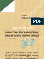 Diseño de Productos, Procesos y Programas