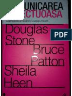 Douglas Stone, Bruce Patton, Sheila Heen-Comunicarea Defectuoasă. Abordarea Eficientă a Discuţiilor .EXTRAS