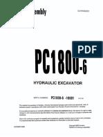 Manual de Ensamble PC1800 6 SEAWD02201