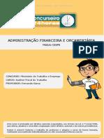 Aft Modulo Cespe Administracao Financeira e Orcamentaria Aula 2 (1)