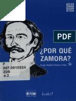 Por Que Zamora Hugo Chavez Frias
