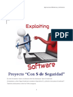 Documento Exploiting Software