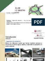 Ing. de Transito 2013-1 - Semana 1