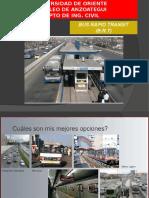 SISTEMAS DE TRANSPORTE MASIVO BRT