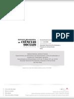 Desenvolvimento Pos-estruturalismo e Pos