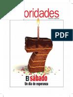 Revista Prioridades - El Sábado
