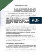 Noções Gerais Do Direito Tributário(1)