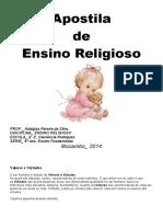 Apostila de Ensino Religioso