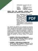 ABSOLUCION - QUERELLA. (Autoguardado).docx
