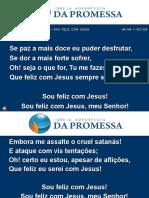 22 – Sou Feliz Com Jesus 1