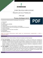 Resumo do ATLS - 9ª edição (UNIFENAS)