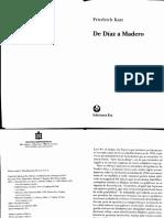 De D Az a Madero - Friedrich Katz002