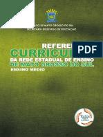Referencial Curricular 2012 Ensino Médio