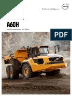 Brochure Volvo A60H