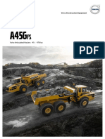 Product brochure Volvo A45GFS