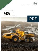 Brochure Volvo A45G