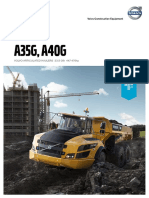 Product Brochure Volvo A35G A40G